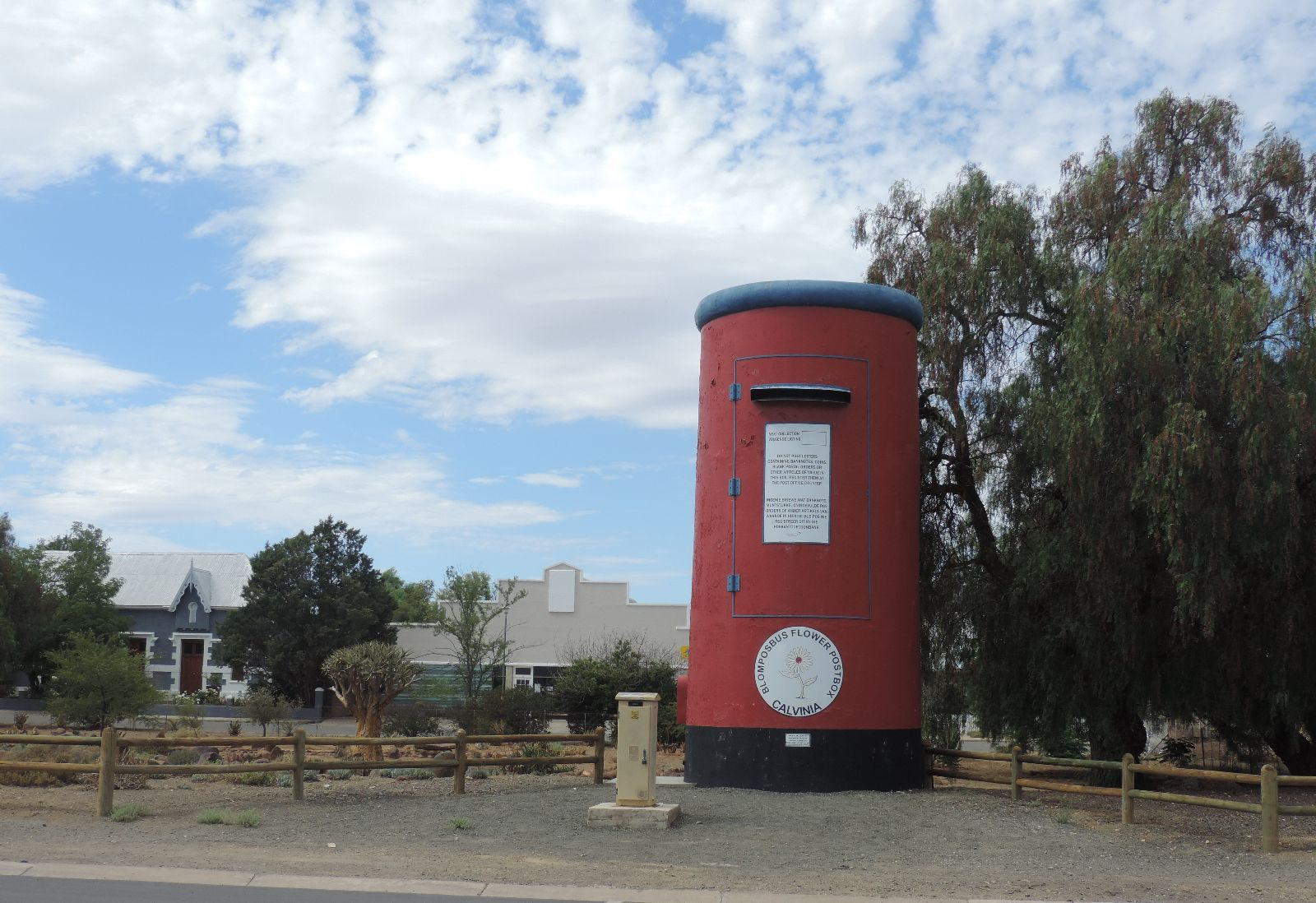 Postbox in Calvinia.JPG